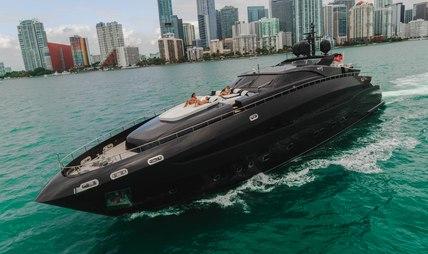 Rock 13 Charter Yacht