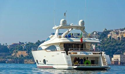 Anne Marie Charter Yacht - 5