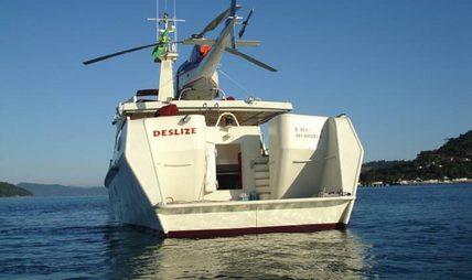 Deslize Charter Yacht - 5