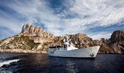 Spoom Charter Yacht