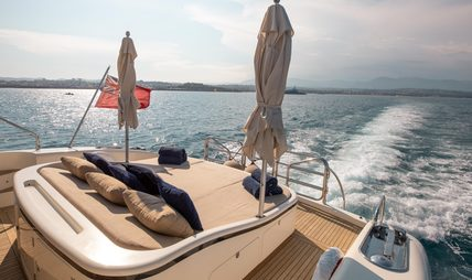 Ellery A Charter Yacht - 7