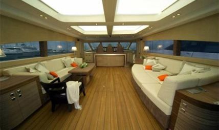 George P Charter Yacht - 5
