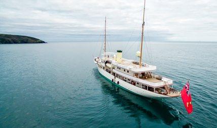Haida 1929 Charter Yacht - 2