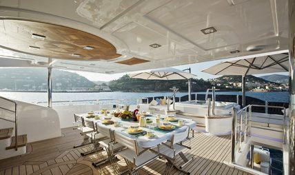 Marina Wonder Charter Yacht - 7