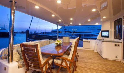 Fully Occupied Charter Yacht - 4
