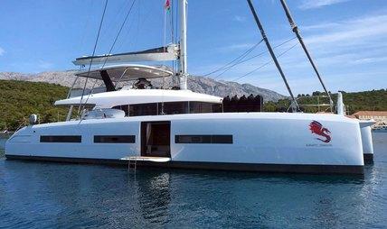 Adriatic Dragon Charter Yacht