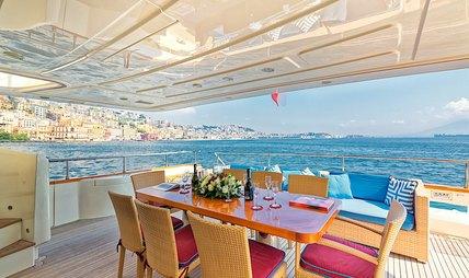 Anne Marie Charter Yacht - 4