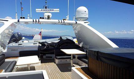 Lady Alhena of London Charter Yacht - 4