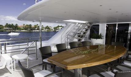 Azteca II Charter Yacht - 4