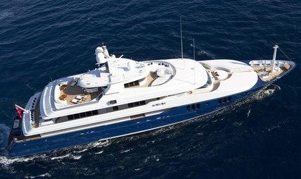 Sarah Charter Yacht