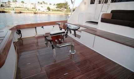 Away We Go Again Charter Yacht - 4