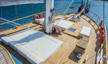 Dea Delmare Charter Yacht - 2