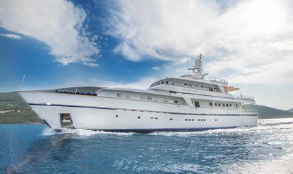 Cheetah Moon Charter Yacht