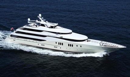 Eminence Charter Yacht