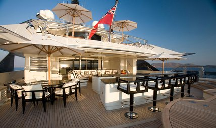 Alfa Nero Charter Yacht - 4