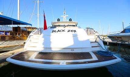 Black Zen Charter Yacht - 3