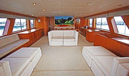 Pixel Charter Yacht - 7