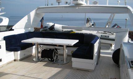 Kenayl II Charter Yacht - 2