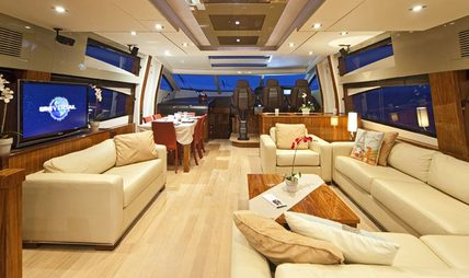 Starry Night Charter Yacht - 6