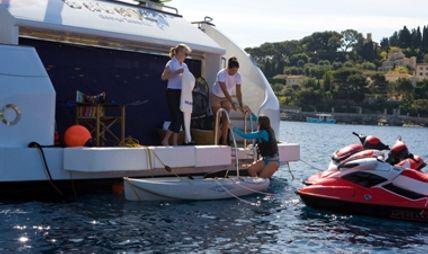 Princess Anna Charter Yacht - 5