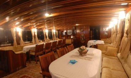 BAHRIYELI D Charter Yacht - 2