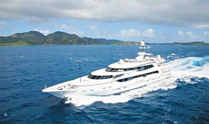 Lazy Z Charter Yacht
