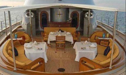Andromeda la Dea Charter Yacht - 7
