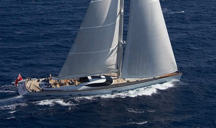 Mes Amis Charter Yacht
