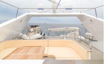 Fantom Charter Yacht - 4