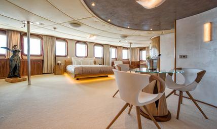 Sherakhan Charter Yacht - 7