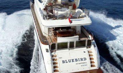 Bluebird of Happiness Charter Yacht - 5