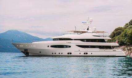 Tirea Charter Yacht
