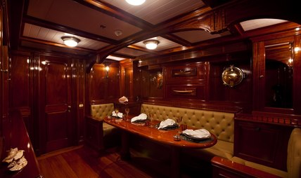 Steel Charter Yacht - 7