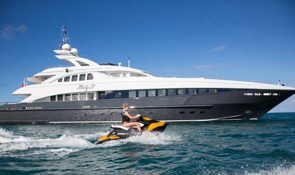 Lady L Charter Yacht