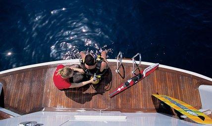 Alia 7 Charter Yacht - 6