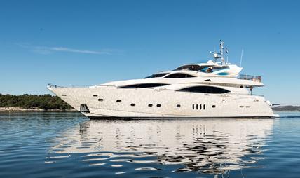 Baby I Charter Yacht