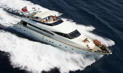Jackie One Charter Yacht