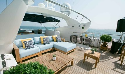 Notorious Charter Yacht - 3