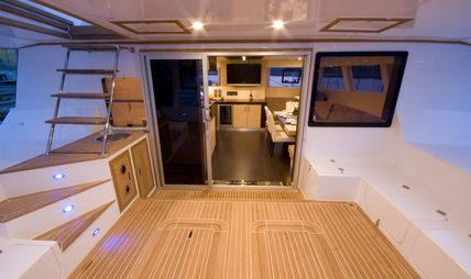Depende IV Charter Yacht - 4