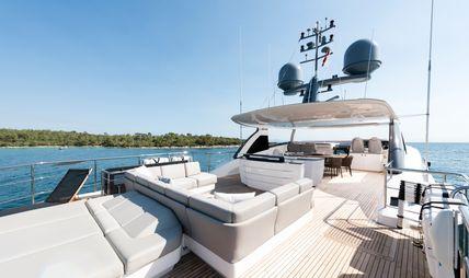 Antheya III Charter Yacht - 2