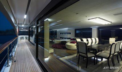 Ocean Paradise Charter Yacht - 8
