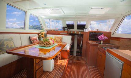 Meta IV Charter Yacht - 3
