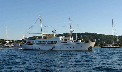 Golden Princess Charter Yacht - 2