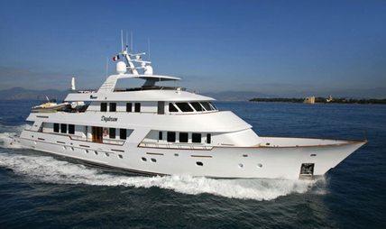 Daydream Charter Yacht