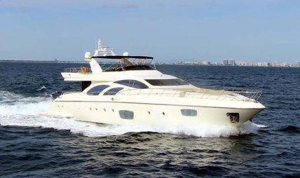 Intervention Charter Yacht