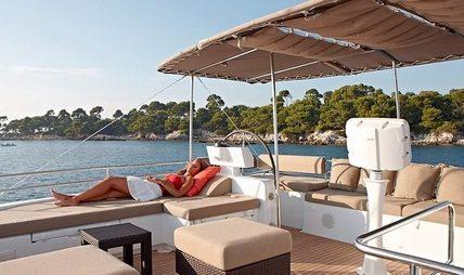 GO FREE II Charter Yacht - 3