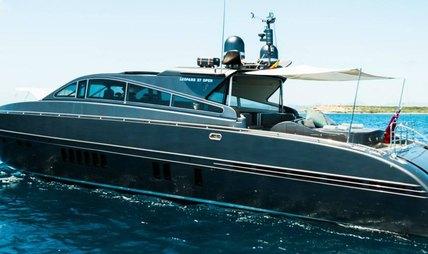 Aya Charter Yacht