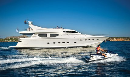 Dilias Charter Yacht
