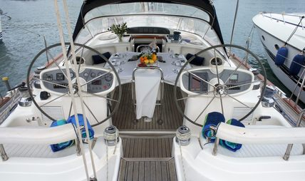 Independence Of Herm Charter Yacht - 2