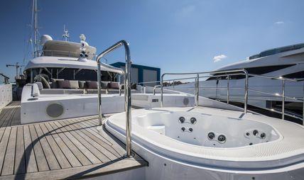 Seven Charter Yacht - 2